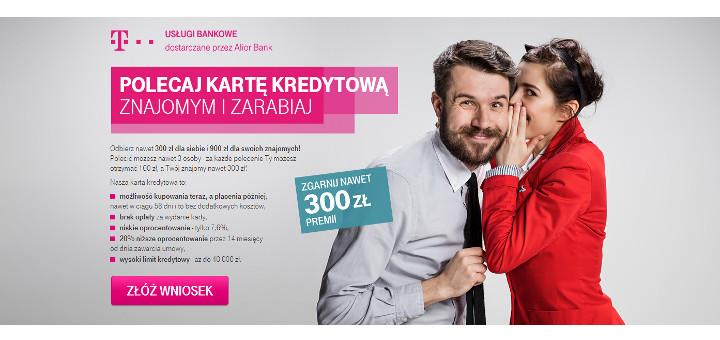 Bonus 300 zł T-Mobile